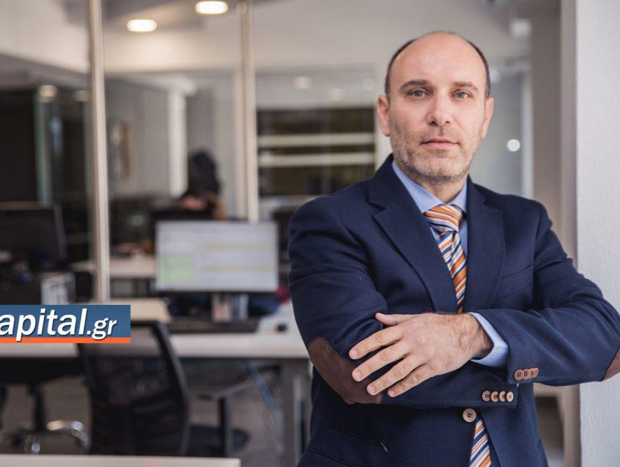 Συνέντευξη του CEO της plushost στο capital.gr