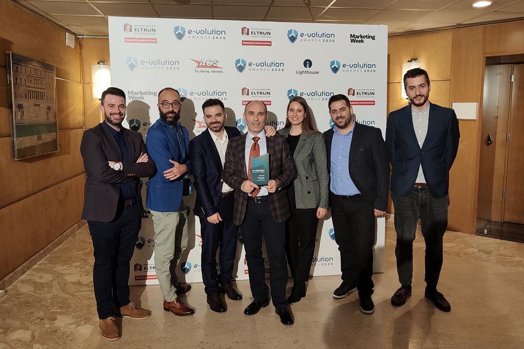 Ένα ακόμη βραβείο κατέκτησε η plushost.gr